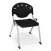 "<strong>17.5"" Rico Student Stack Chair</strong> by OFM"
