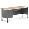 OFM Computer Series Computer Desk with Optional Return