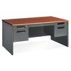 "Mesa Series 60"" Executive Panel End Computer Desk"