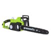 """GreenWorks Tools 18"""" 14.5-Amp Electric Chainsaw"""
