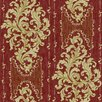 <strong>Saint Augustine Embroidered Damask Wallpaper</strong> by York Wallcoverings