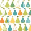 Bistro 750 Kitchen Pears Wallpaper