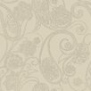 <strong>Candice Olson Shimmering Details Dotted Paisley Wallpaper</strong> by York Wallcoverings
