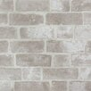 <strong>Modern Rustic Brick Trompe L'oiel Wallpaper</strong> by York Wallcoverings