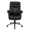 <strong>High Back Executive Chair with Padded Arms</strong> by Office Star Products
