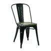 Office Star Products Bristow Metal Side Chairs (Set of 4)