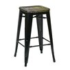 "Office Star Products Bristow 26"" Bar Stools (Set of 2)"
