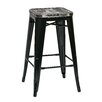 "Office Star Products Bristow 26"" Bar Stools (Set of 4)"