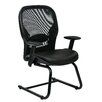 <strong>Office Star Space Seating Professional Breathable Mesh Back Visitor...</strong> by Office Star Products