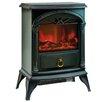 Comfort Zone 750/1500 Watt Electric Fireplace