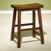 "<strong>Antique Black 24"" Bar Stool</strong> by Powell Furniture"