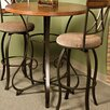 <strong>Powell Furniture</strong> Pewter Pub Table