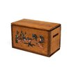 "<strong>Wooden Accessory Box With ""Wildlife Series"" Collage Print</strong> by Evans Sports"