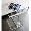 Gus* Modern Acrylic I-Beam End Table