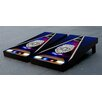Victory Tailgate Police Silver Badge Cornhole Game Set
