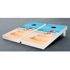 <strong>Beach Snowman Cornhole Game Set</strong> by Victory Tailgate