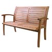 Outdoor Interiors Luxe Garden Bench