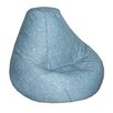 <strong>Print and Plush Bean Bag Lounger</strong> by Elite Products
