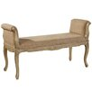Furniture Classics LTD Lorraine Upholstered Bedroom Bench