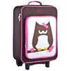 <strong>Wheelie Bags Papar Owl Suitcase</strong> by Beatrix