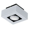 EGLO Loke 1 Light Flush Mount