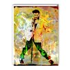 <strong>Americanflat</strong> Elvis Graphic Art on Canvas