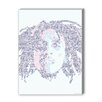 Americanflat Bob Marley Graphic Art on Canvas