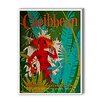 Americanflat Caribbean Vintage Advertisement Graphic Art