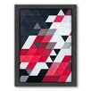 Americanflat Cyrysse Framed Graphic Art