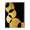 Americanflat Khristian Howell Orbital Graphic Art Gallery Wrapped Canvas