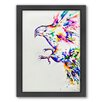Americanflat Hyperion - 3 Framed Painting Print