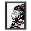 Americanflat Repose (Final) Framed Painting Print