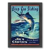 Americanflat Deep Sea Framed Graphic Art