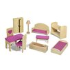 HapPKids 10 Piece Furniture Set
