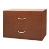 Organized Living freedomRail 2 Drawer Dresser
