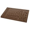 <strong>Bungalow Flooring</strong> Aqua Shield World Wide Welcome Mat