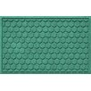 Bungalow Flooring Aqua Shield Honeycomb Doormat