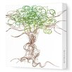 Avalisa Imaginations Branches Stretched Canvas Art