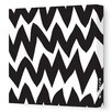 <strong>Pattern Zig Zag Stretched Canvas Art</strong> by Avalisa