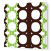 <strong>Pattern 65 Stretched Canvas Art</strong> by Avalisa