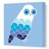 <strong>Avalisa</strong> Animals Owl Stretched Canvas Art