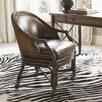 Sligh Bal Harbor Rum Runner Low-Back Leather Office Chair
