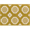 <strong>Loloi Rugs</strong> Terrace Citron/Ivory Outdoor Rug