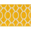 Loloi Rugs Terrace Lemon/Ivory Outdoor Area Rug