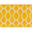 Loloi Rugs Terrace Lemon/Ivory Outdoor Rug