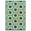 Loloi Rugs Catalina Green / Yellow Indoor / Outdoor Area Rug