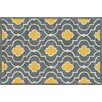 Loloi Rugs Brighton Gray & Gold Area Rug