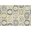 Loloi Rugs Francesca Ivory & Graphite Floral Area Rug