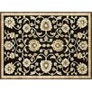 Halton Black / Gold Rug