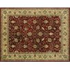 Loloi Rugs Yorkshire Red / Light Gold Rug